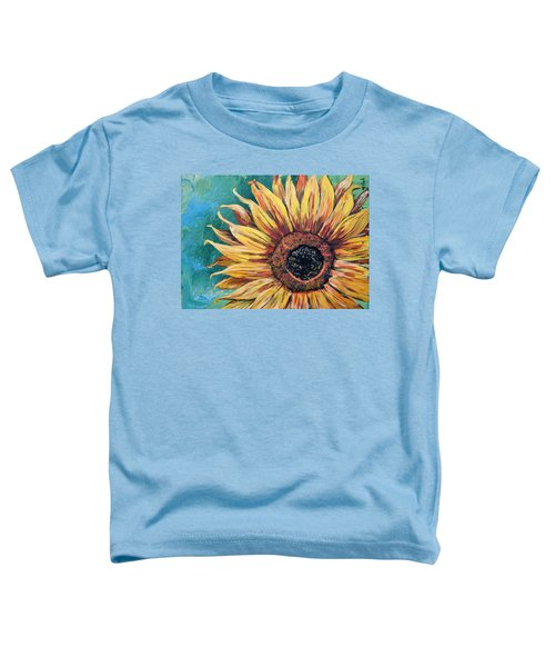 #21 Spring And Summer Floral Series Toddler T-Shirt
