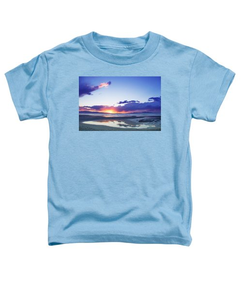Beautiful Sunset Toddler T-Shirt