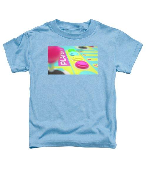 Luminous Arcade Control Panel  Toddler T-Shirt