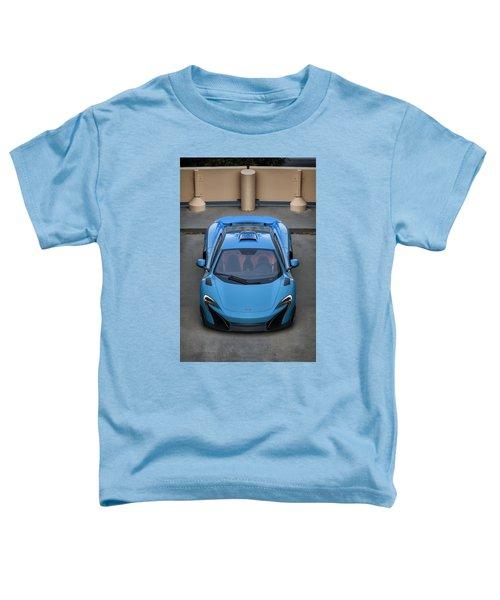 #mclaren #675lt #print Toddler T-Shirt