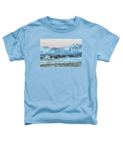 Bostad, Lofoten - Norway Toddler T-Shirt