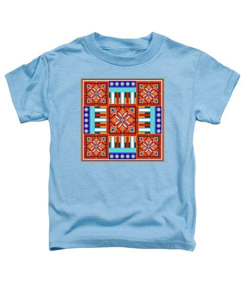 624 2 Truck Art 1 Toddler T-Shirt