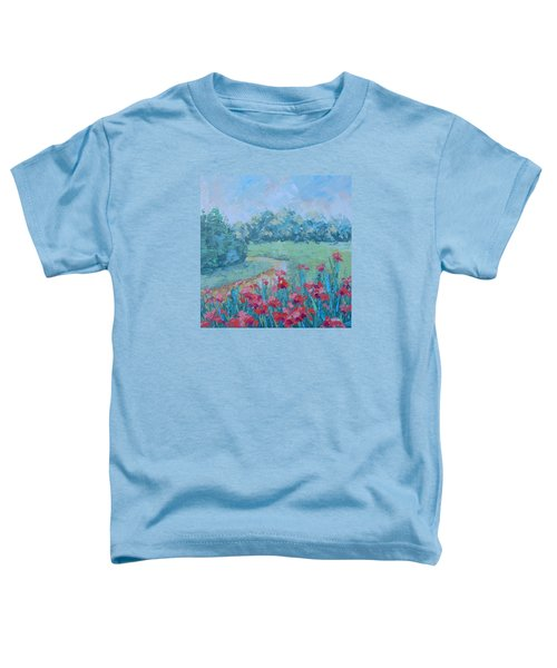 South Of France Toddler T-Shirt
