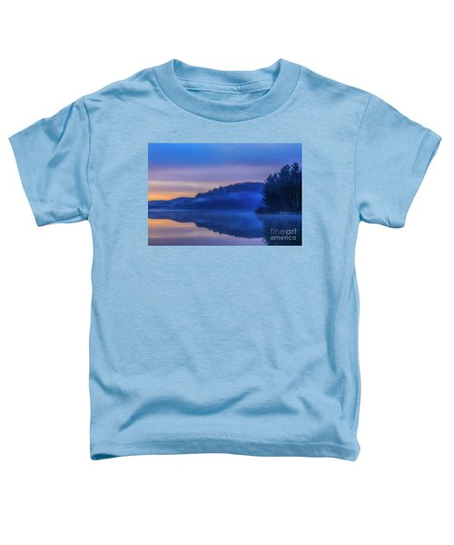 Winter Dawn Toddler T-Shirt