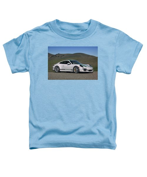 #porsche #911r #print Toddler T-Shirt