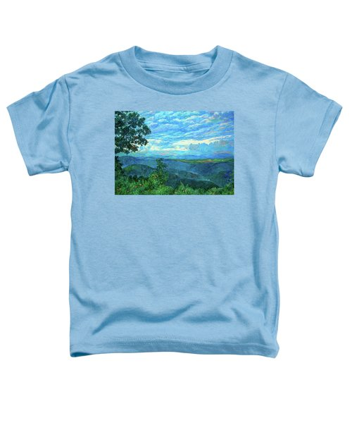 A Break In The Clouds Toddler T-Shirt