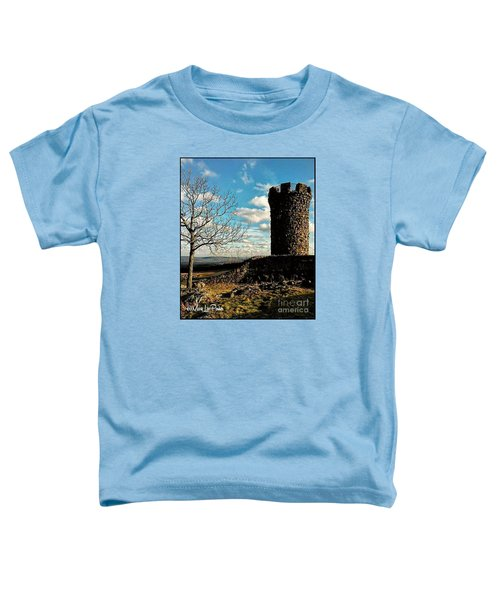 A Day At  Craigs  Castle   Toddler T-Shirt