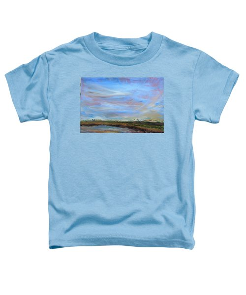 A Different Perspective Toddler T-Shirt