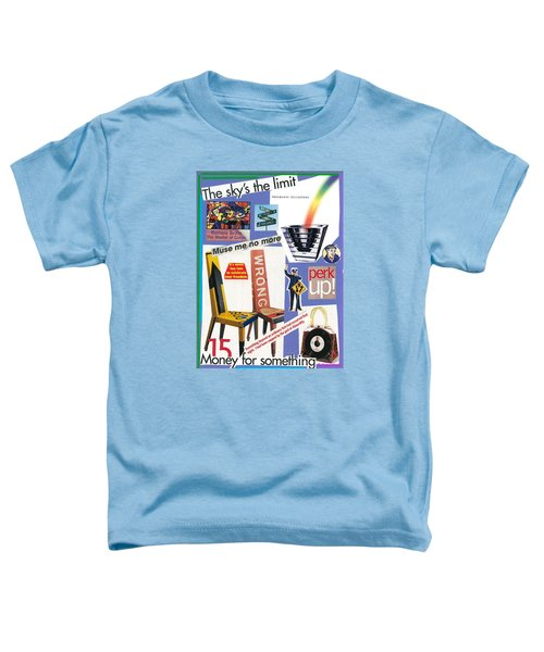 a-Muse-ment Toddler T-Shirt