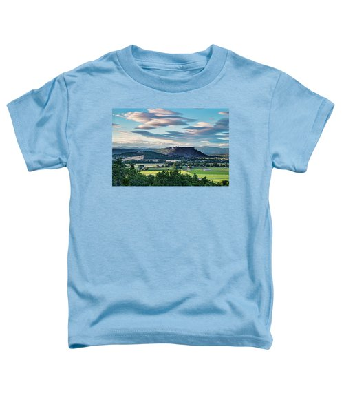 A Peaceful Land Toddler T-Shirt