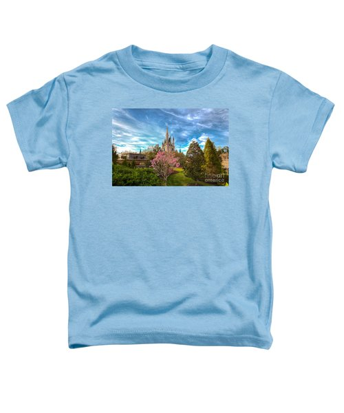 A Quiet Countryside Toddler T-Shirt