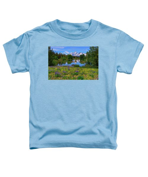 Toddler T-Shirt featuring the photograph A Slice Of Heaven by Greg Norrell