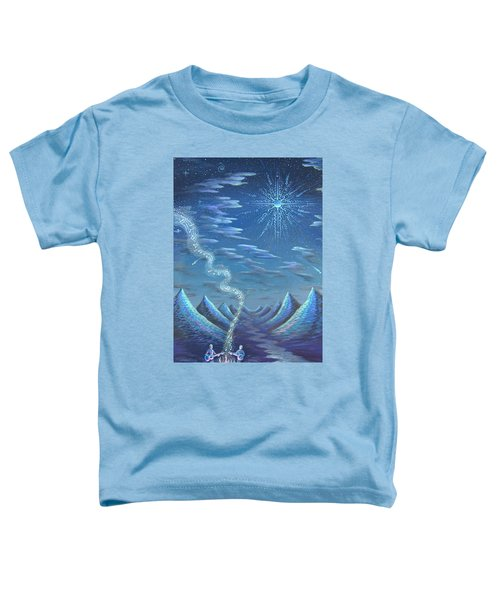A Song Seldom Played To The Moon's Healing Gaze Toddler T-Shirt