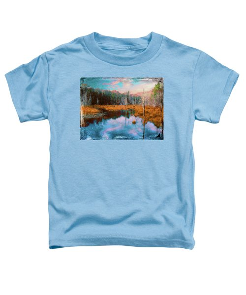 A Wilderness Marsh Toddler T-Shirt