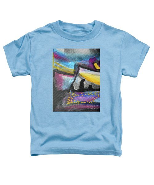 Abstract-4 Toddler T-Shirt