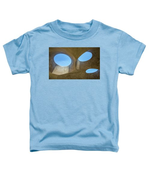Abstract Of The Roof Toddler T-Shirt