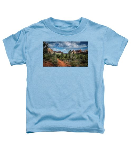 Adobe Jack Trail Toddler T-Shirt