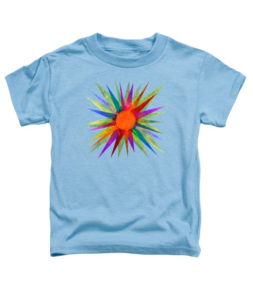 All The Colors In The Sun Toddler T-Shirt