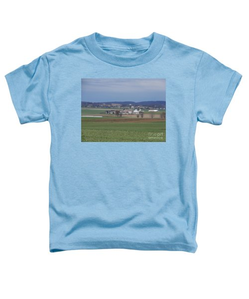 Amish Homestead 3 Toddler T-Shirt