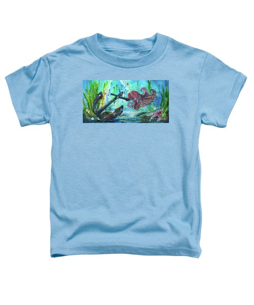 Anchors Away Toddler T-Shirt