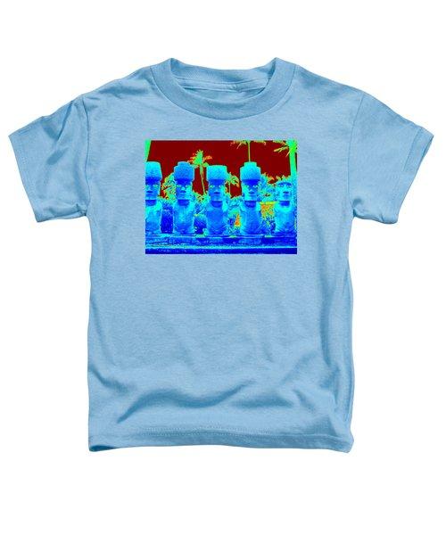 Ancient Idols Toddler T-Shirt