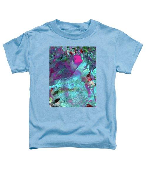 Angel Daphne Flowers #2 Toddler T-Shirt