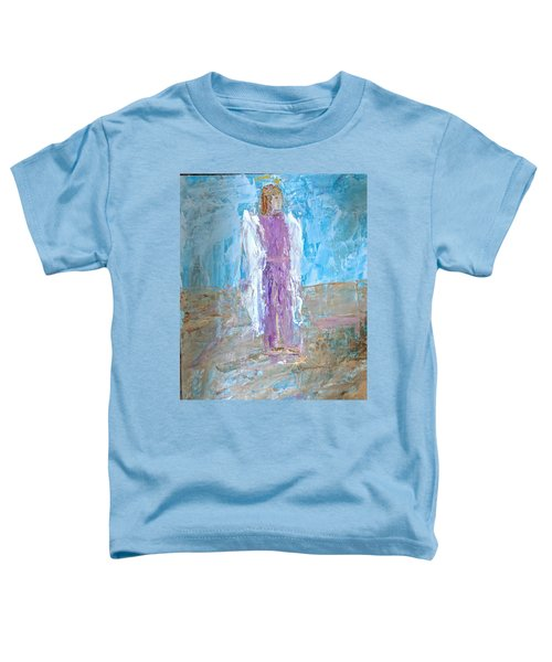 Angel With Confidence Toddler T-Shirt