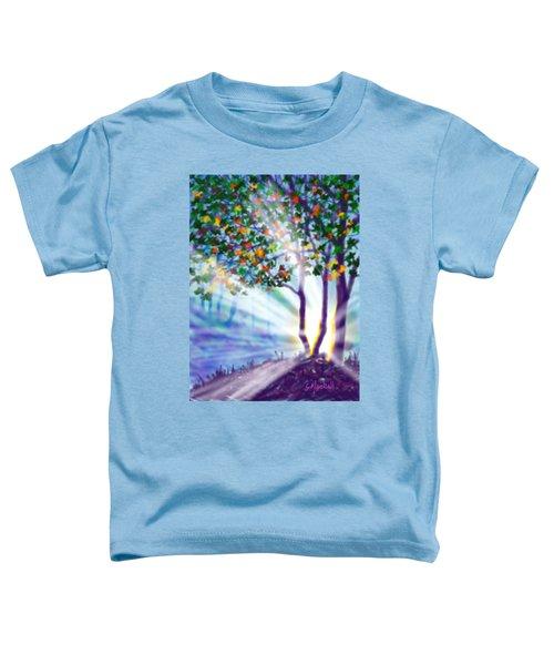 Another Lightburst Toddler T-Shirt