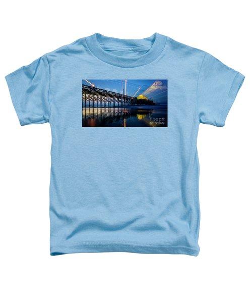 Apache Pier Toddler T-Shirt