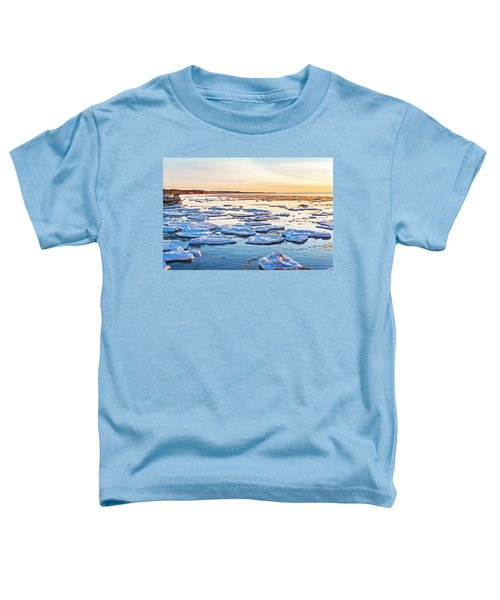 April Sunset Toddler T-Shirt