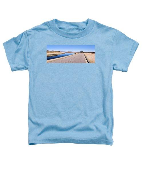 Aqueduct Sharp Turn Toddler T-Shirt