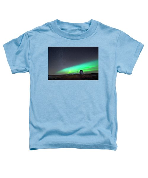 Arc Of The Aurora Toddler T-Shirt