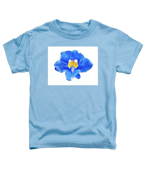 Art Blue Beauty Toddler T-Shirt