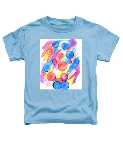 Art Doodle No. 25 Toddler T-Shirt