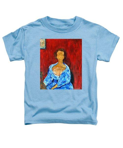 Art Study Toddler T-Shirt