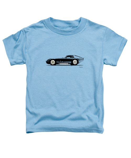 The Daytona 1965 Toddler T-Shirt by Mark Rogan