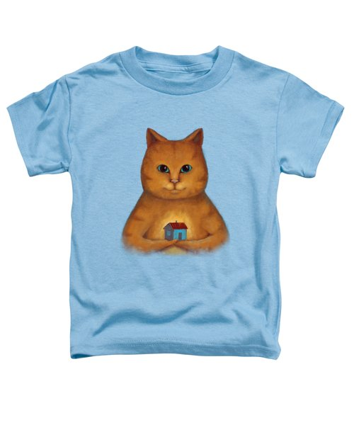 Every Cat Need A Home Toddler T-Shirt