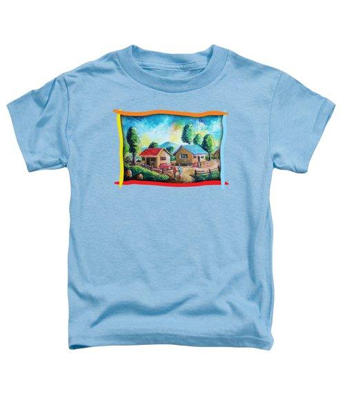 Hanging Around Toddler T-Shirt