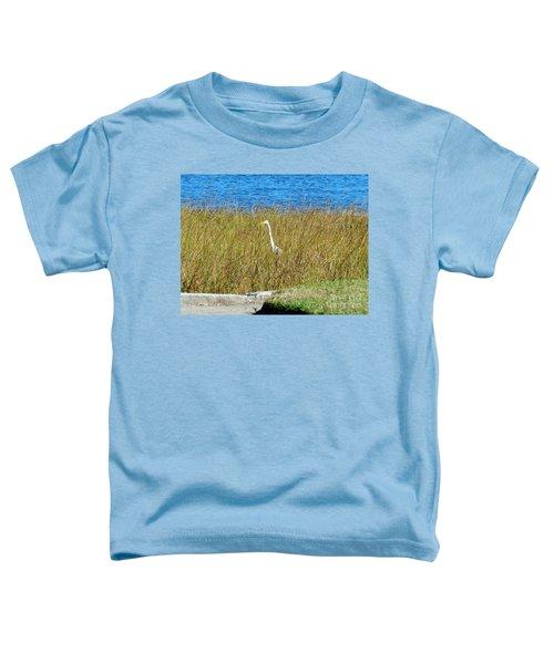 Audubon Park Sighting Toddler T-Shirt