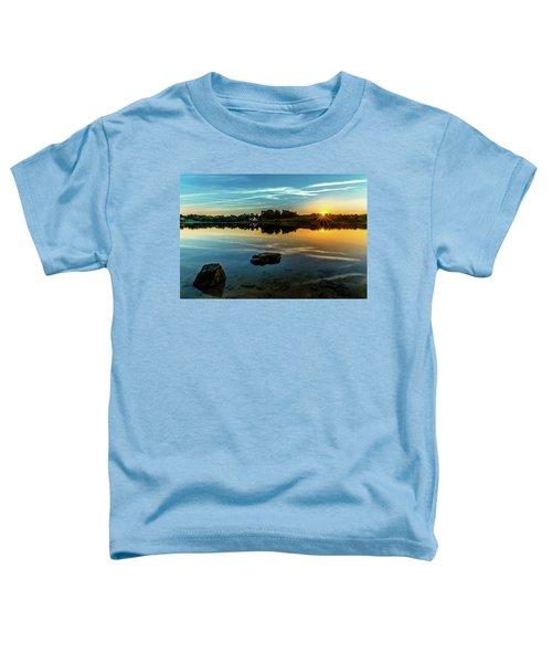 August Sunset Toddler T-Shirt