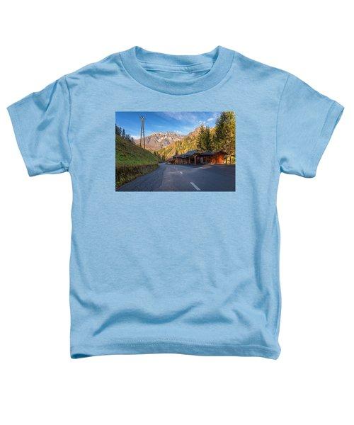 Autumn In Slovenia Toddler T-Shirt