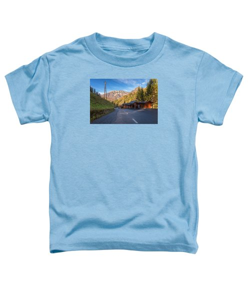 Autumn In Slovenia Toddler T-Shirt