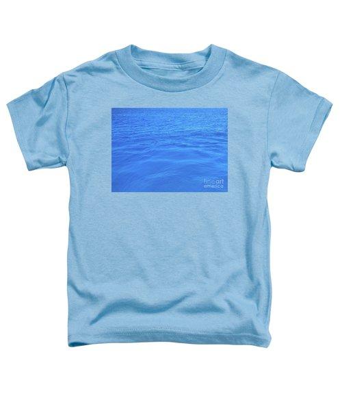 Bahama Blue Toddler T-Shirt