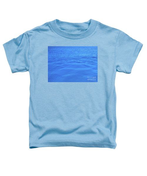 Bahama Blue Toddler T-Shirt