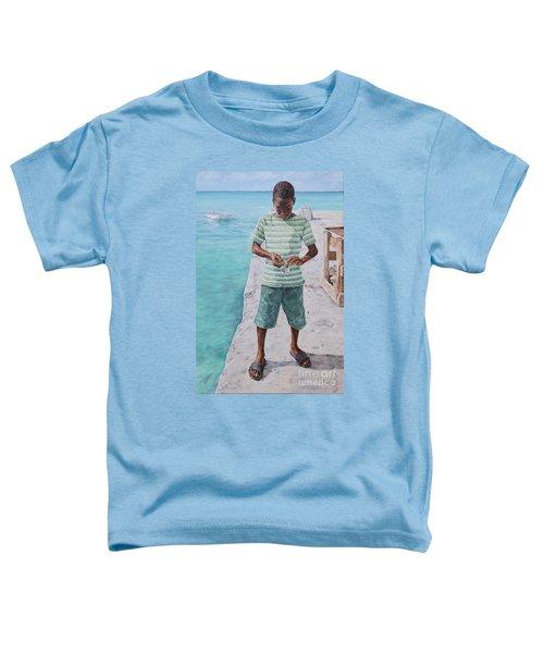 Baiting Up Toddler T-Shirt