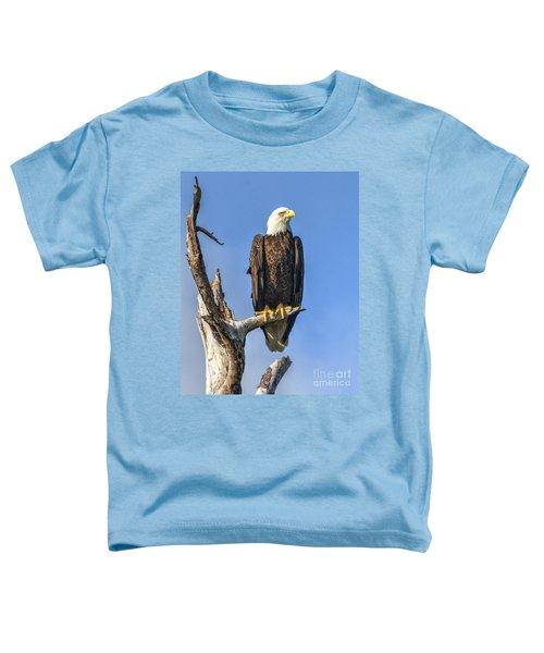 Bald Eagle 6366 Toddler T-Shirt
