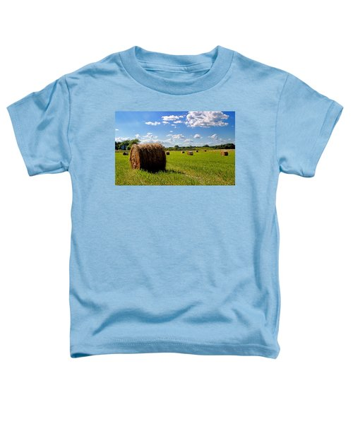 Bales Of Clouds Toddler T-Shirt