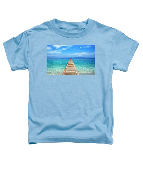 Bali Beach Indonesia Toddler T-Shirt