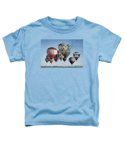 Ballooning Toddler T-Shirt