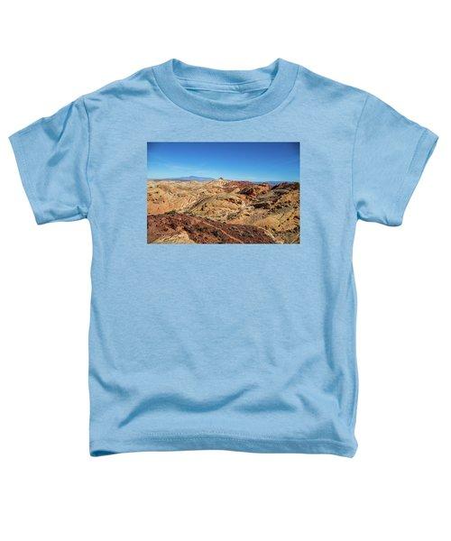 Barren Desert Toddler T-Shirt